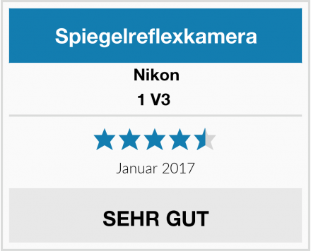 Nikon 1 V3  Test