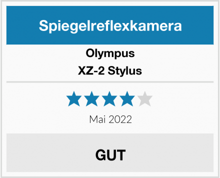 Olympus XZ-2 Stylus Test