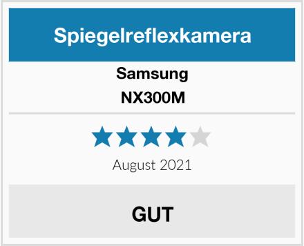 Samsung NX300M Test