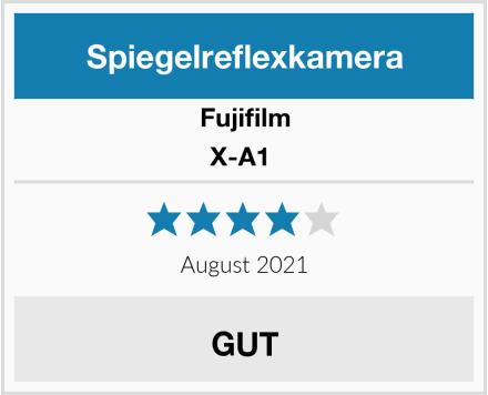 Fujifilm X-A1  Test