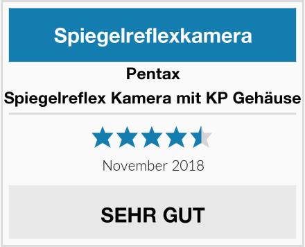 Pentax Spiegelreflex Kamera mit KP Gehäuse Test