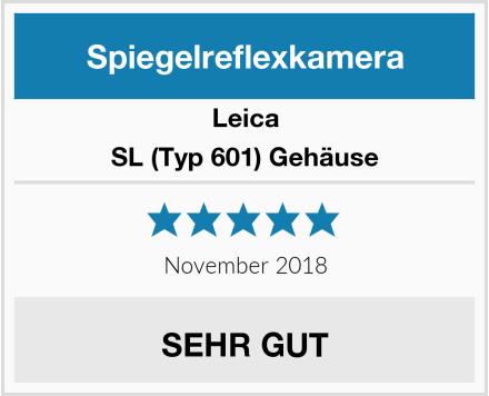 Leica SL (Typ 601) Gehäuse Test