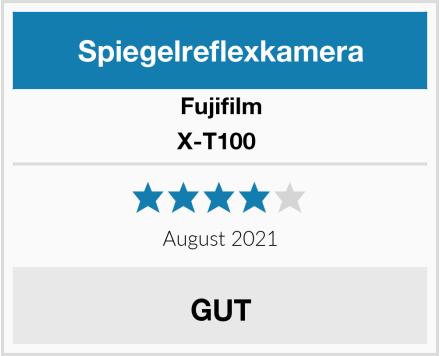 Fujifilm X-T100  Test