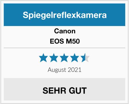 Canon EOS M50 Test