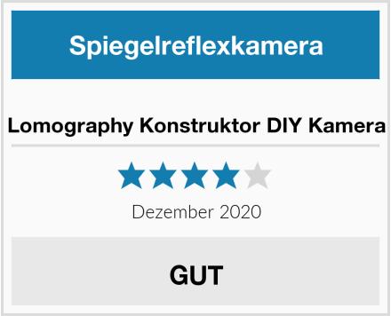 Lomography Konstruktor DIY Kamera Test