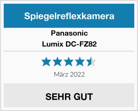 Panasonic Lumix DC-FZ82 Test