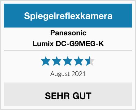 Panasonic Lumix DC-G9MEG-K Test