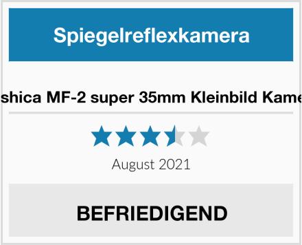 Yashica MF-2 super 35mm Kleinbild Kamera Test