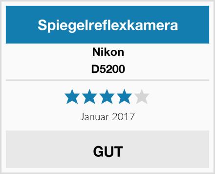 Nikon D5200 Test