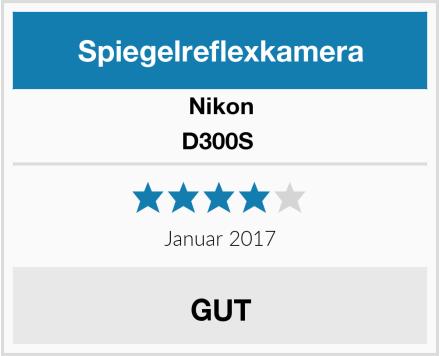 Nikon D300S  Test