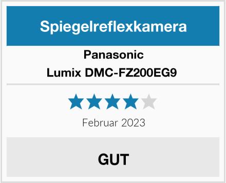 Panasonic Lumix DMC-FZ200EG9  Test