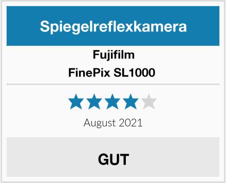 Fujifilm FinePix SL1000  Test