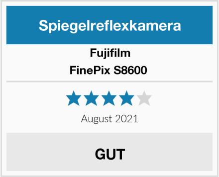 Fujifilm FinePix S8600  Test