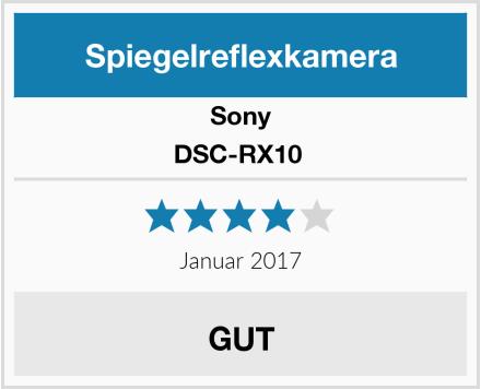 Sony DSC-RX10  Test