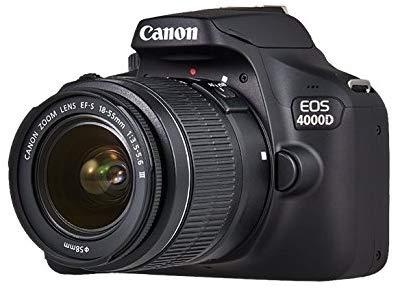 Canon EOS 4000D DSLR Kamera