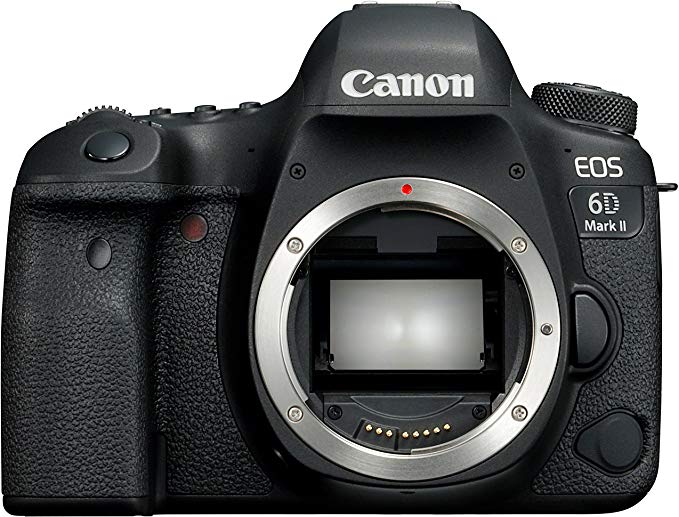 Canon EOS 6D Mark II DSLR Digitalkamera
