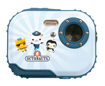 Easypix Oktonauten-Unterwasserkamera