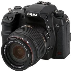Sigma Spiegelreflexkamera