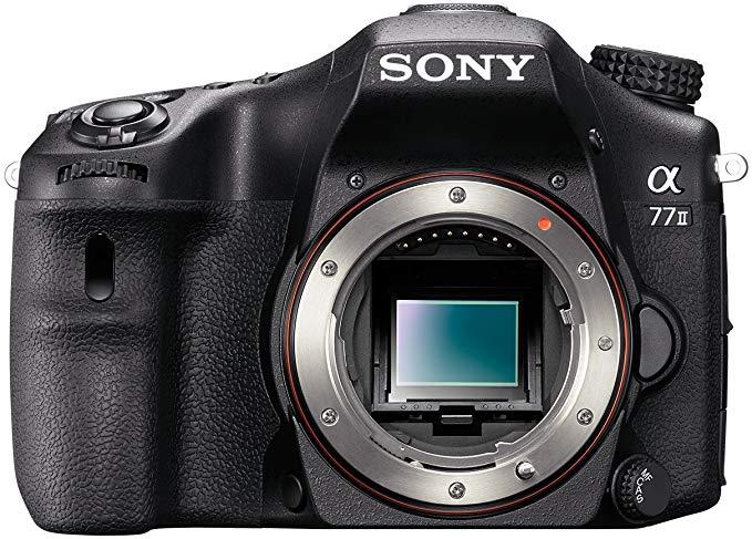 Sony ILCA Alpha 77 II SLR-Digitalkamera