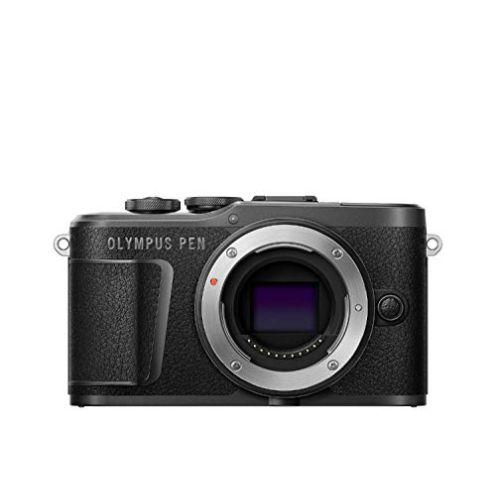 Olympus PEN E-PL10 Micro Four Thirds System Kamera