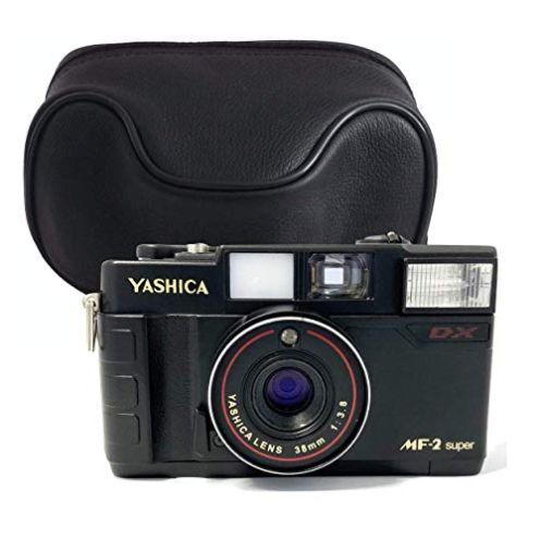 Yashica MF-2 super 35mm Kleinbild Kamera