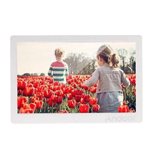 Andoer TFT-LCD-Digital-Foto-Bilderrahmen